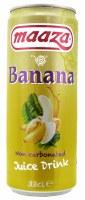 Maaza Banana Can 330ml