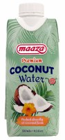 Maaza Coconut Water 330ml