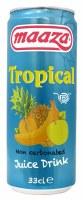 Maaza Tropical Can 330ml