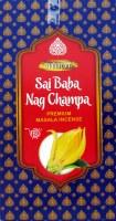 Maharani Sai Baba Nag Champa Incense 6 Pk