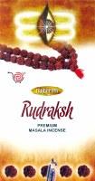 Maharani Rudraksh Incense 6 Pk