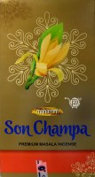 Maharani Son Champa Incense 6 Pk