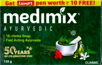 Medimix 18-herb Ayurveda 125g Soap