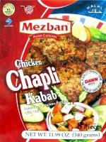 Mezban Chicken Chapli Kababs 340g
