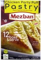 Mezban Chicken Pastry Puff 540g