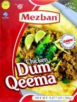 Mezban Chicken Dum Qeema 280g