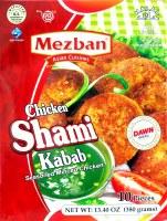 Mezban Chicken Shammi Kabob 380g