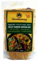 Nfs Millet Sambar Sadham Mix 500g