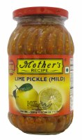 Mother's Lime Pickle Mild 500g