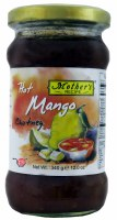 Mother's Hot Mango Chutney 340g