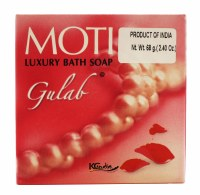 Moti Gulab Soap 75g