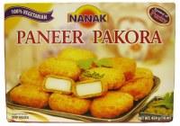 Nanak Paneer Pakora 454g