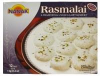Nanak Rasmalai 12pc 1kg
