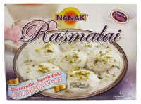 Nanak Rasmalai No Sugar 400g