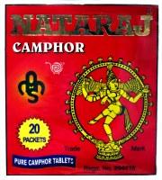 Natraj Camphor 50gm