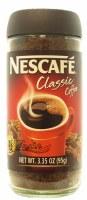 Nescafe Classic Bottle 100g