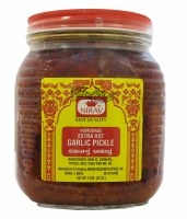 Nirav X Hot Garlic Pickle 2lb