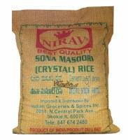 Nirav Sonamasoori Rice 20lb