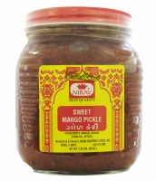 Nirav Sweet Mango Pickle 2lb