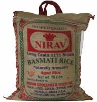 Nirav Basmati Rice 10lb