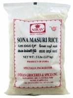 Nirav Sonamasoori Rice 5lb