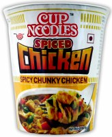 Nissin Spiced Chicken Cup Noodles 70g