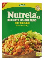 Nutrela Mini Soya Chunks 200g