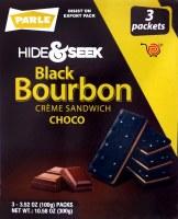 Parle H&s Black Bourbon Choco Sandwich 300g
