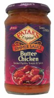 Patak's Butter Chicken 15oz