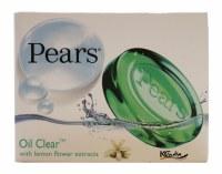 Pears Oil Clear 100g/125g Green