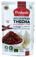Prakash Kolhapuri Techa 100g Red Chilli Garlic Chutney