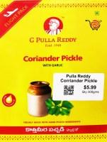 Pulla Reddy Corriander Pickle 300g