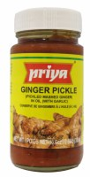 Priya Ginger Pickle 300g