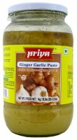 Priya Ginger Garlic Paste 1 Kg