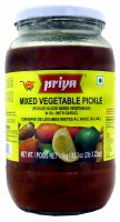 Priya Mix Veg Pickle 1kg