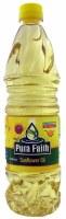 Pura Faith Sunflower Oil 1l