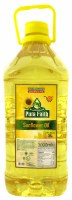 Pura Faith Sunflower Oil 3l