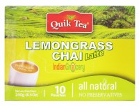 Quick Lemon Grass Chai 240g