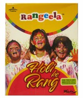 Rangeela Holi Colors 490g 7 In 1