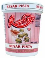 Reena's Kesar Pista 1 Quart