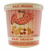 Reena's Kaju Draksh 1/2 Gallon