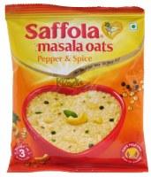 Saffola Pepper & Spice Oats 43g