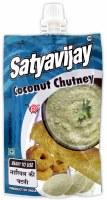 Satyavijay Coconut Chutney 100g