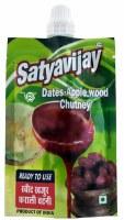 Satyavijay Dates Applewood Chutney 100g