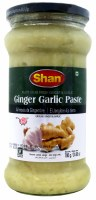 Shan Ginger Garlic Paste 750g