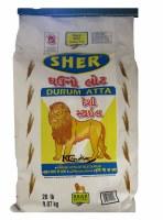Sher Desi Style Atta 20lb