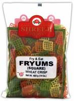 Shreeji Fryum Square 400g