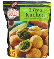 Swad Lilva Kachori 25 Pc