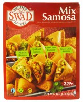 Swad Mix Samosa 32pcs 450g Party Pack