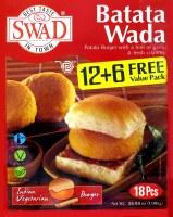 Swad Batata Wada 18pc